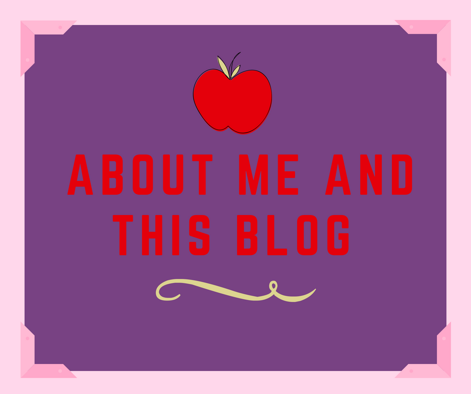 About Me and this Blog