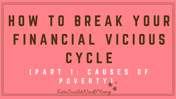 Financial Vicious Cycle Part 1