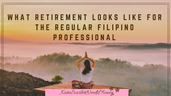 Retirement for Pinoy professionals