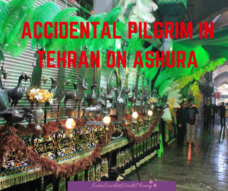 Ashura in Tehran