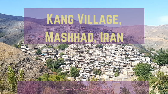 3,000-year old Kang Village in mashhad, iran