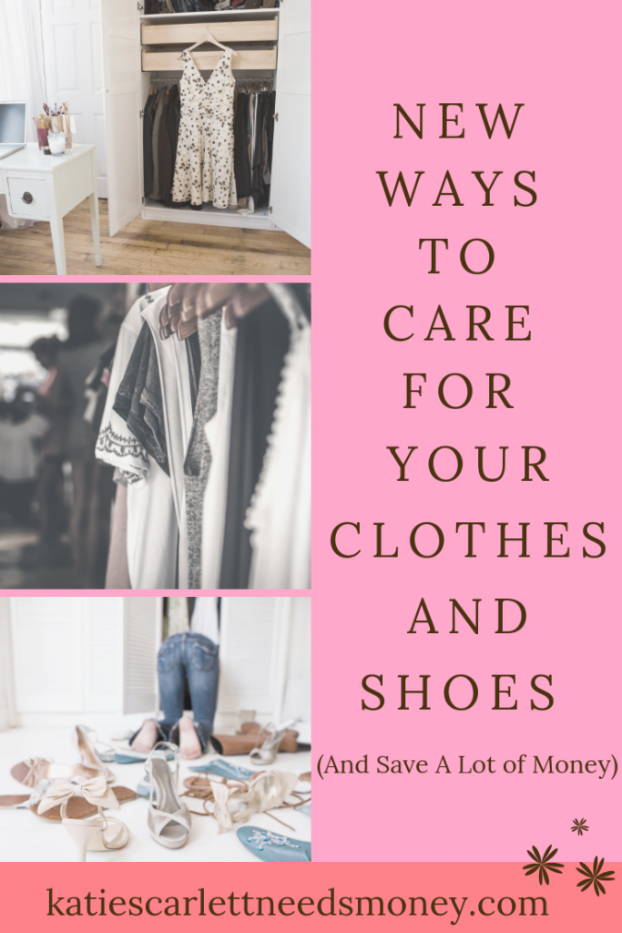 Care for Items You Own