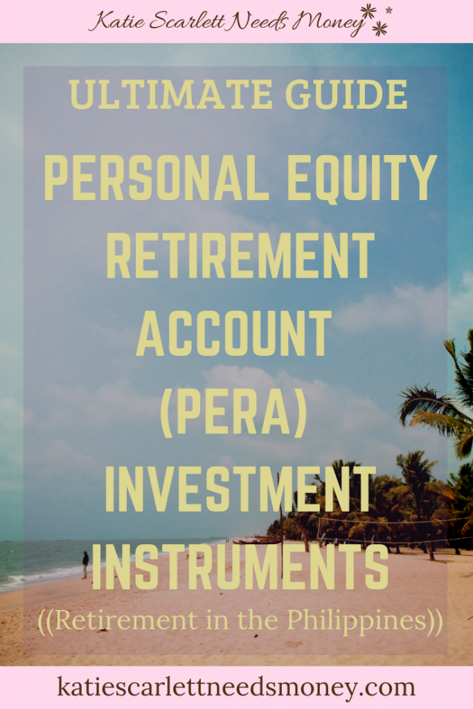 Guide to PERA financial instruments
