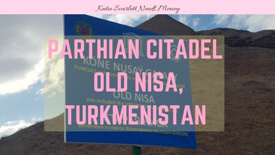 Parthian Citadel in Old Nisa