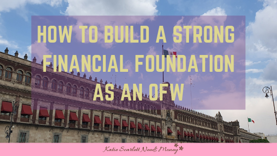 How to Build a Strong Financial Found