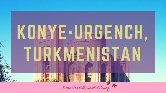 Konye-Urgench
