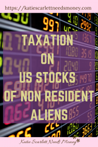 TAXATION-ON-US-STOCKS-OF-NON-RESIDENT-ALIENS
