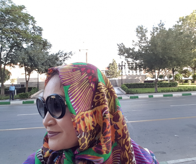 Thinking of where to go in Tehran