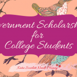 Government Scholarships for College Students in the Philippines
