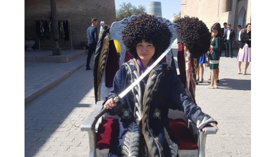 Ichan Qala in Khiva