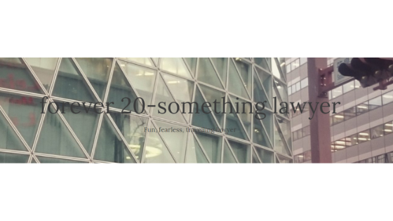 Best Financial Blog - Forever 20 Something Lawyer