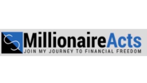 Best Financial Blog - Millionaire Acts