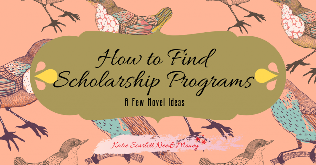 How to Find Scholarship Programs